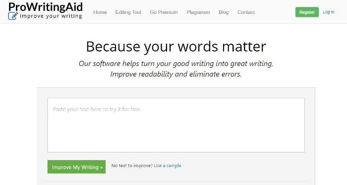 ProWritingAid - Writing Tools for Success