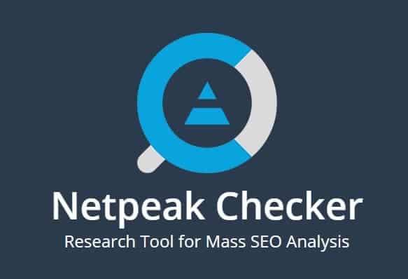 netpeak checker