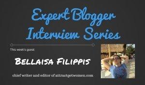 Expert Blogger Interview: Bellaisa Filippis