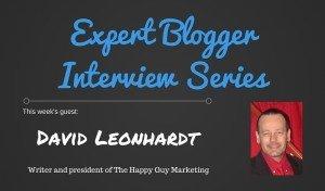 Expert Blogger Interview: David Leonhardt