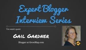 Expert Blogger Interview: Gail Gardner of GrowMap 1