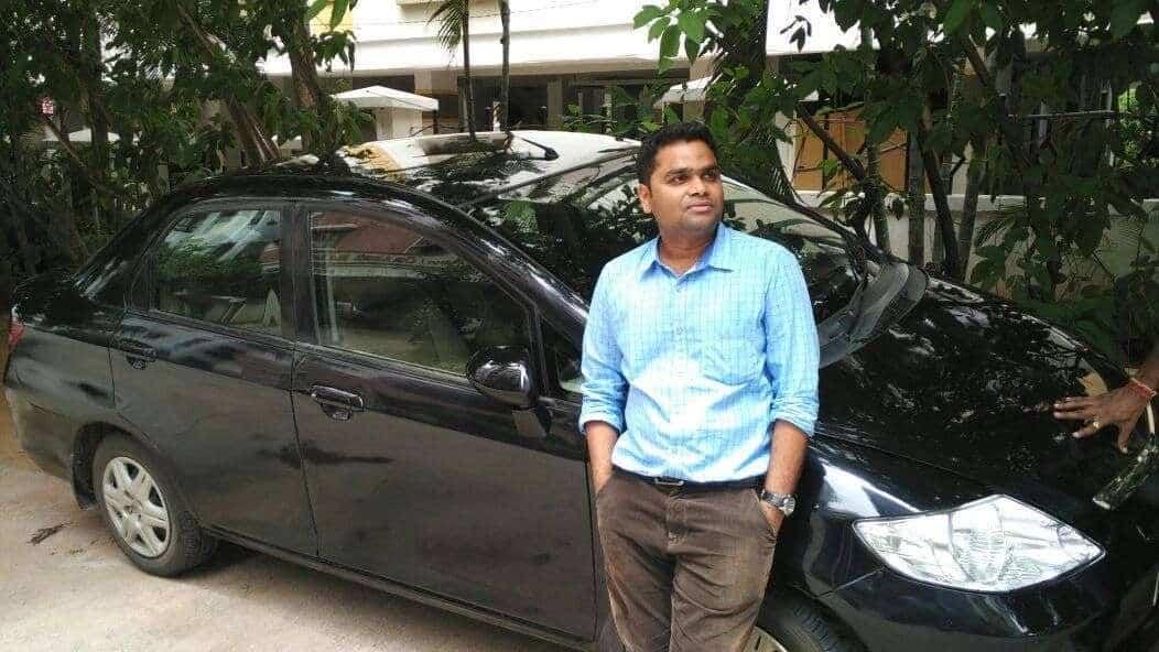 Navin Rao featured